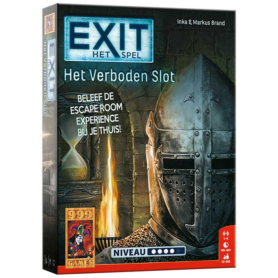 EXIT Het verboden slot