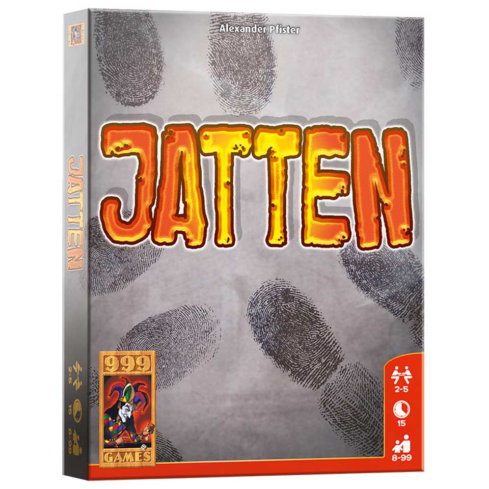 Jatten - kaartspel