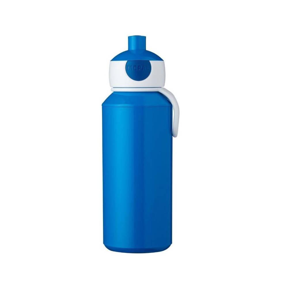 Mepal Campus pop-up drinkfles - 400 ml - blauw
