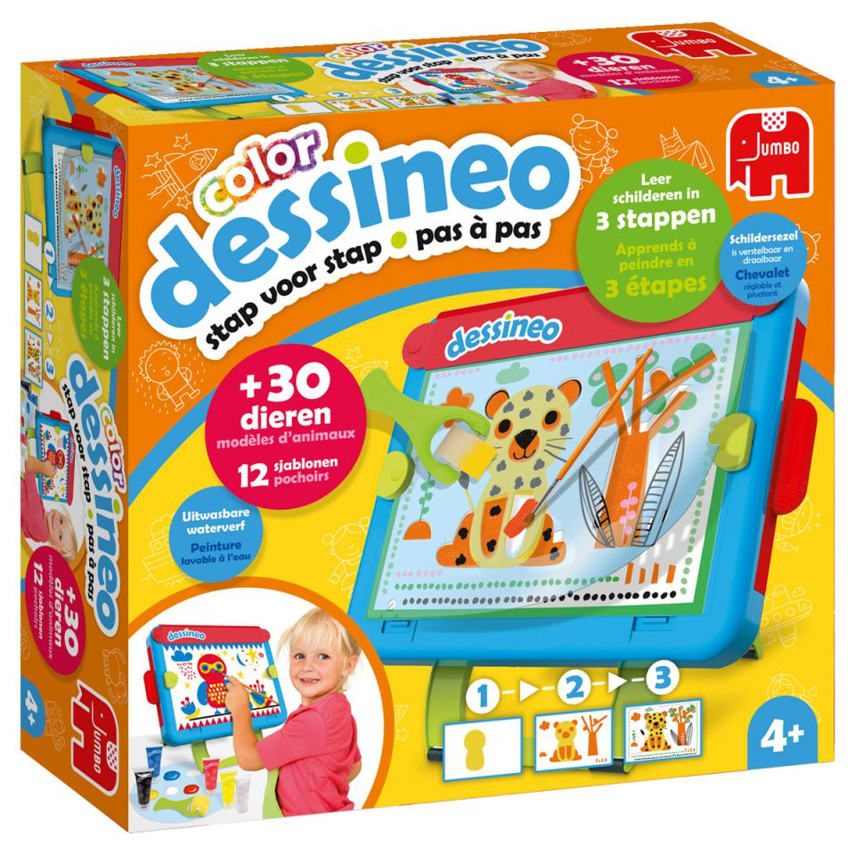 Jumbo Dessineo COLOR schildersezel