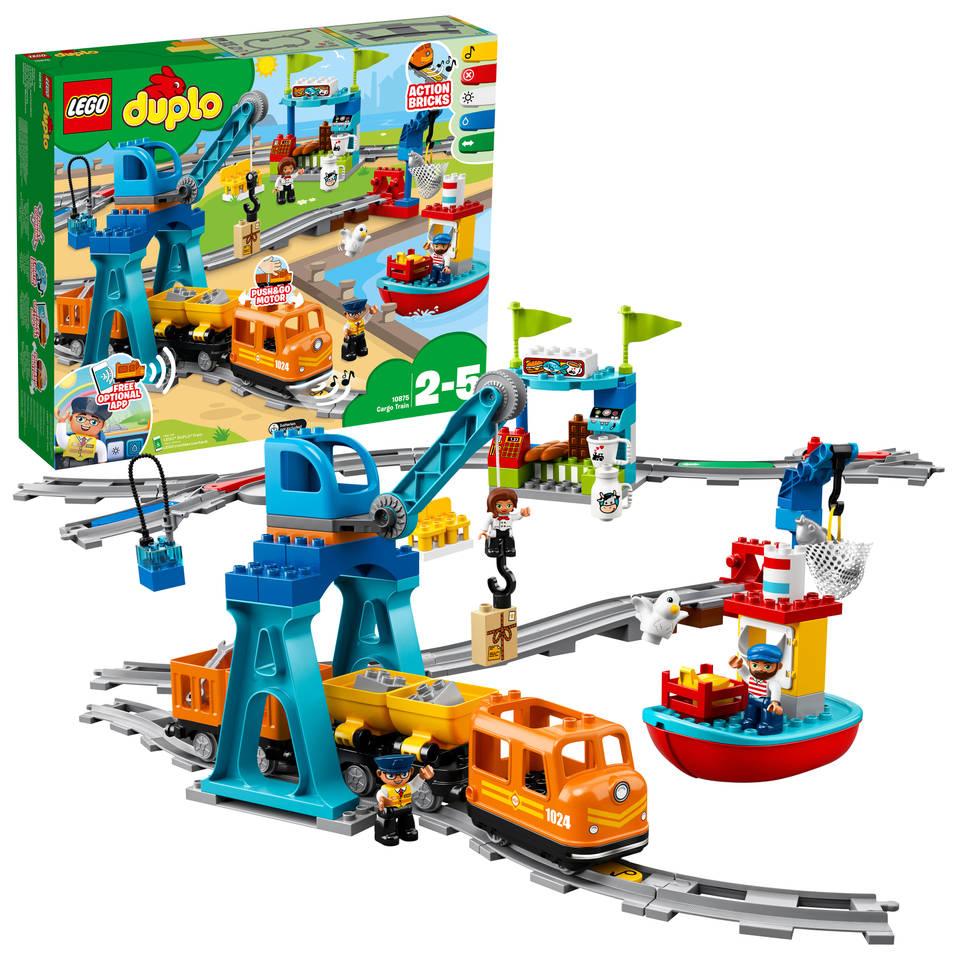 LEGO DUPLO goederentrein 10875