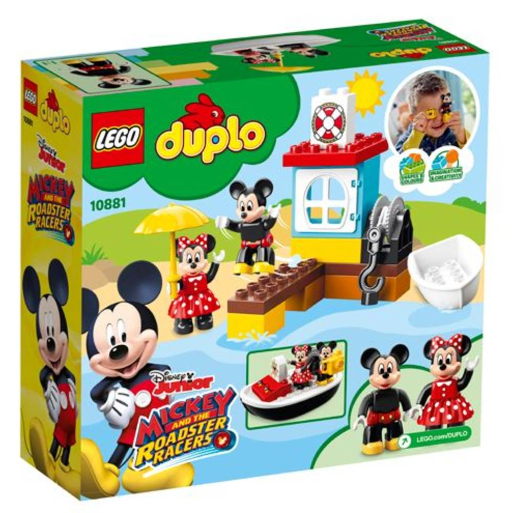 LEGO DUPLO Mickey's boot 10881