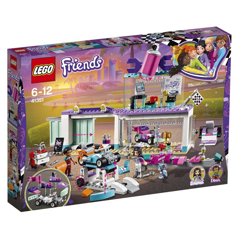 LEGO Friends creatieve tuningshop 41351