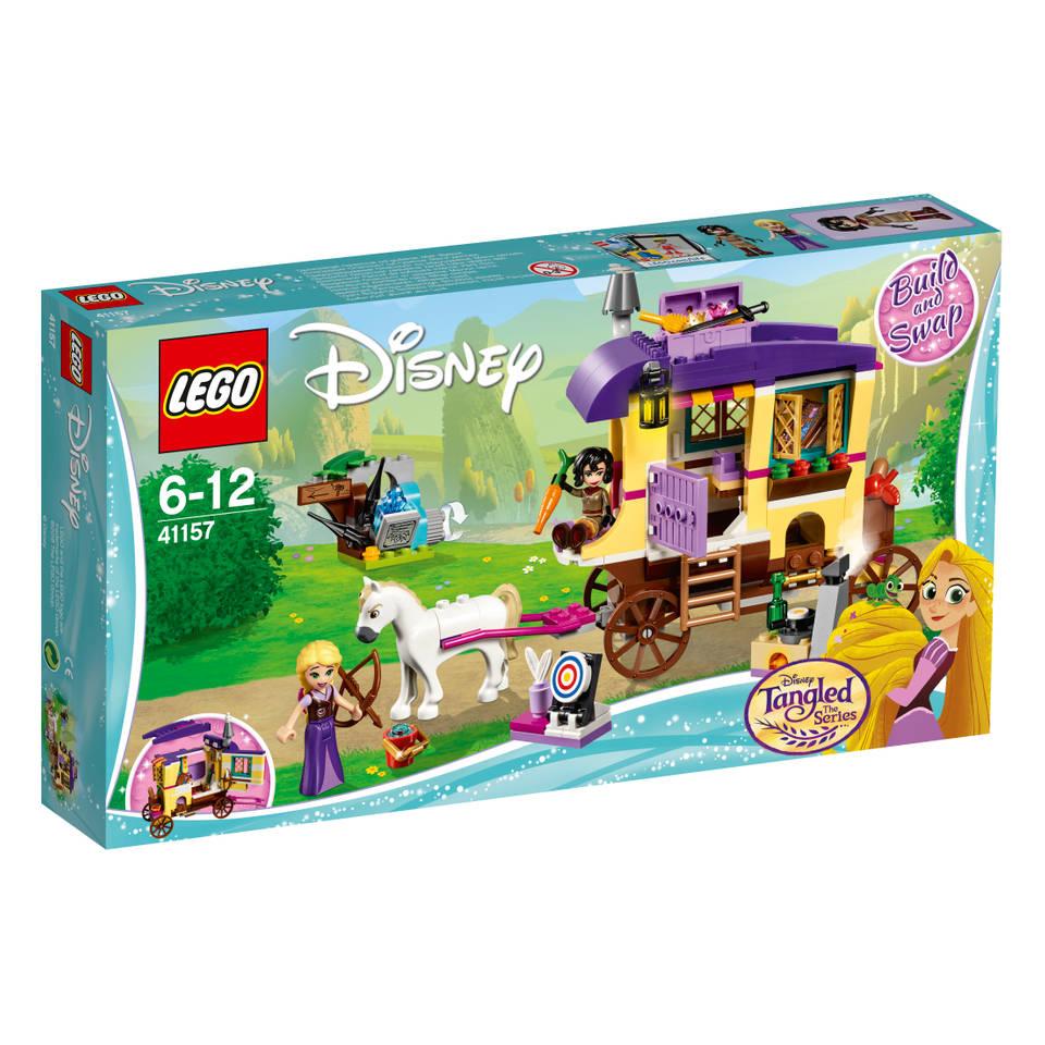 LEGO Disney Rapunzels caravan 41157