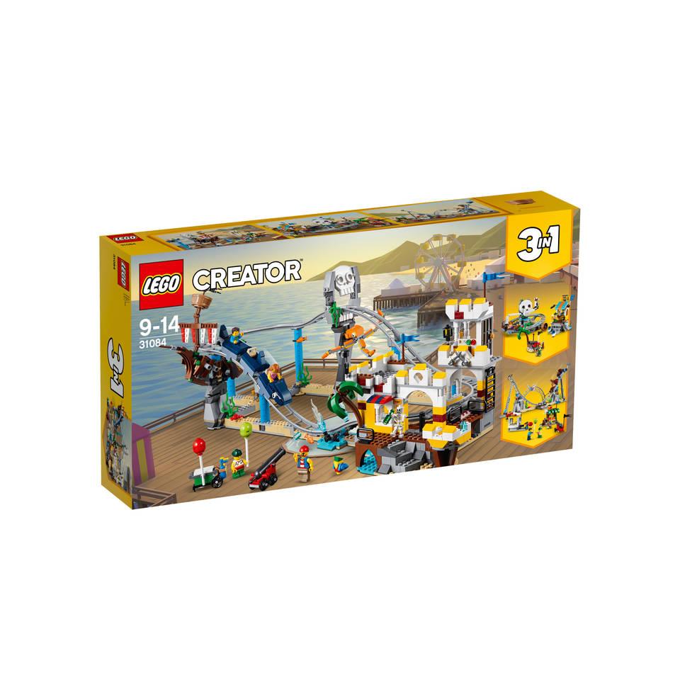 LEGO Creator piratenachtbaan 31084