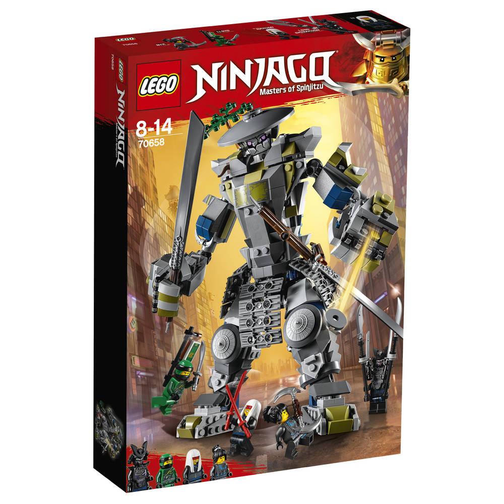 LEGO Ninjago Oni Titan 70658