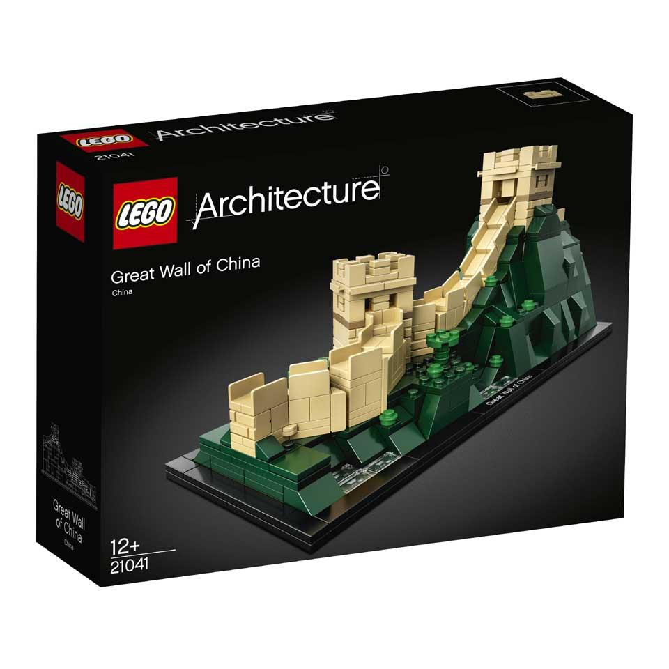 LEGO Architecture De Chinese Muur 21041