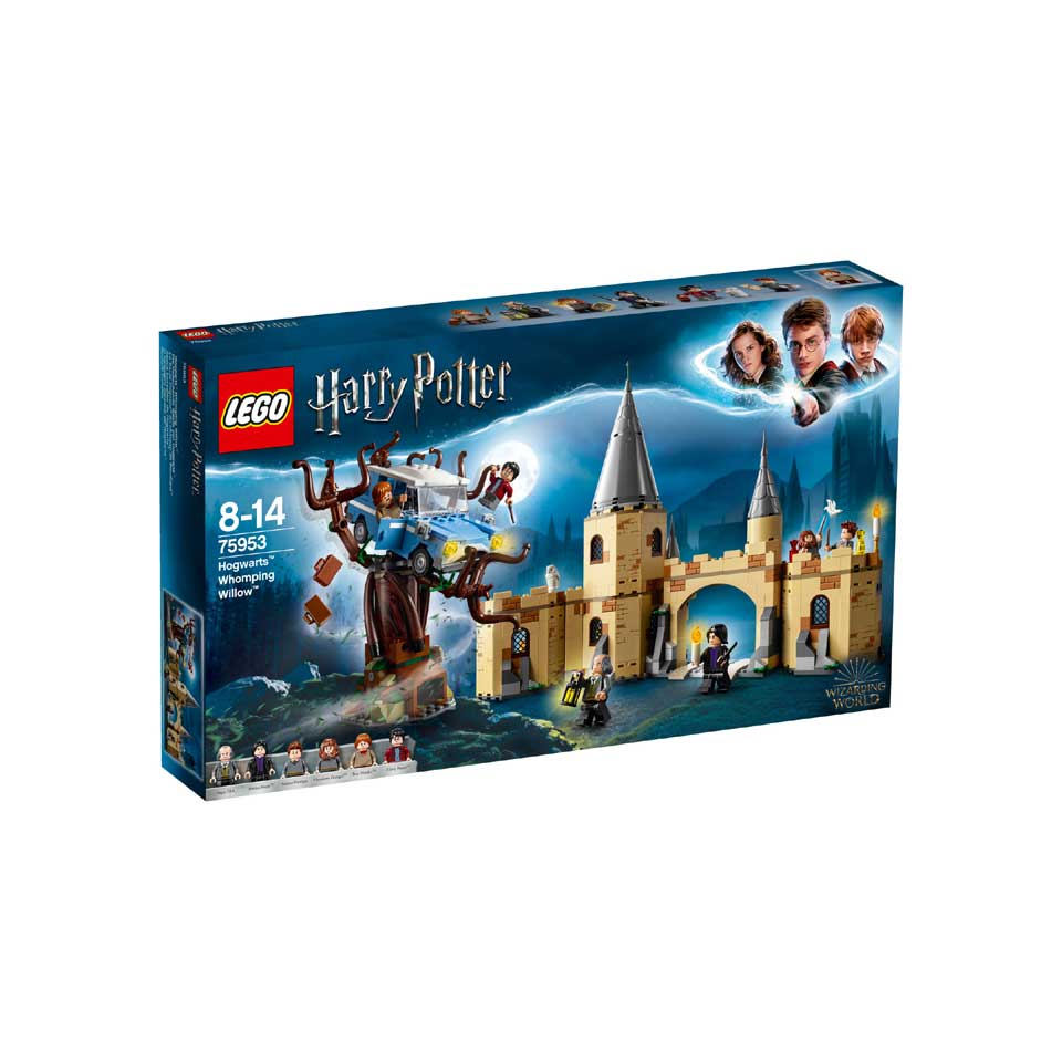 LEGO Harry Potter De Zweinstein Beukwilg 75953