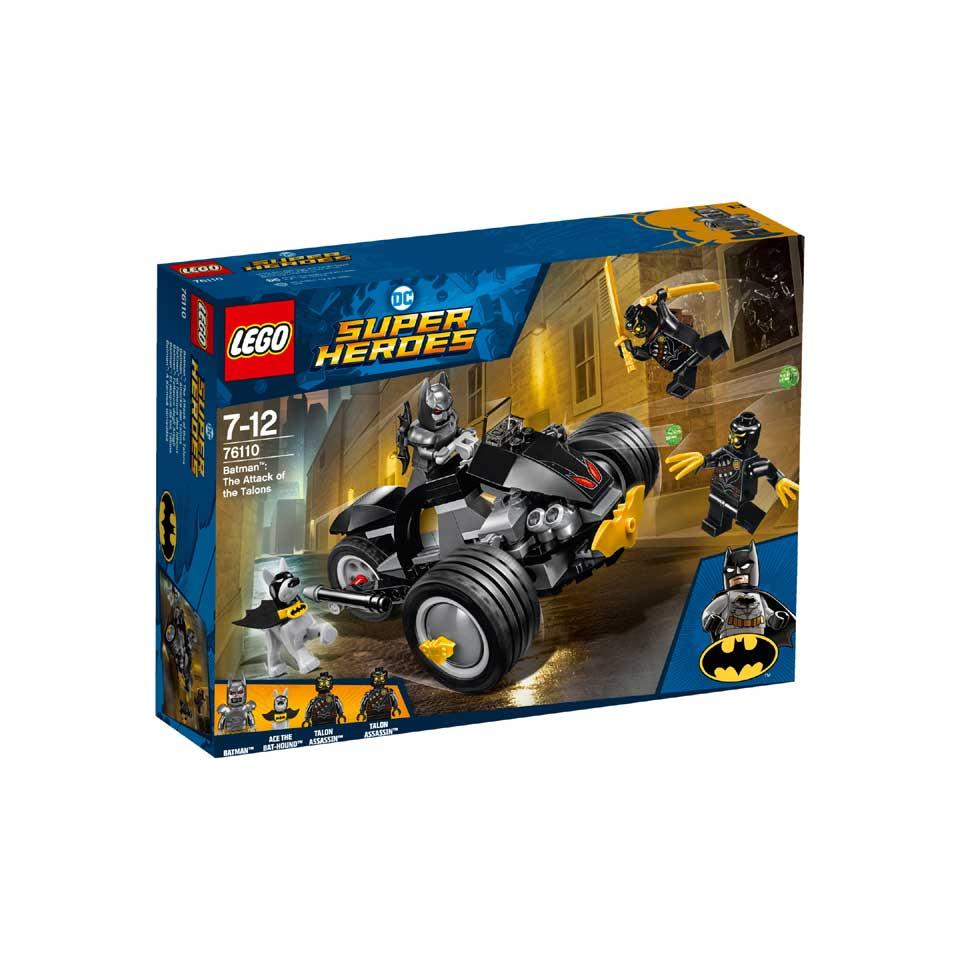 LEGO DC Super Heroes Batman Aanval van de Talons 76110