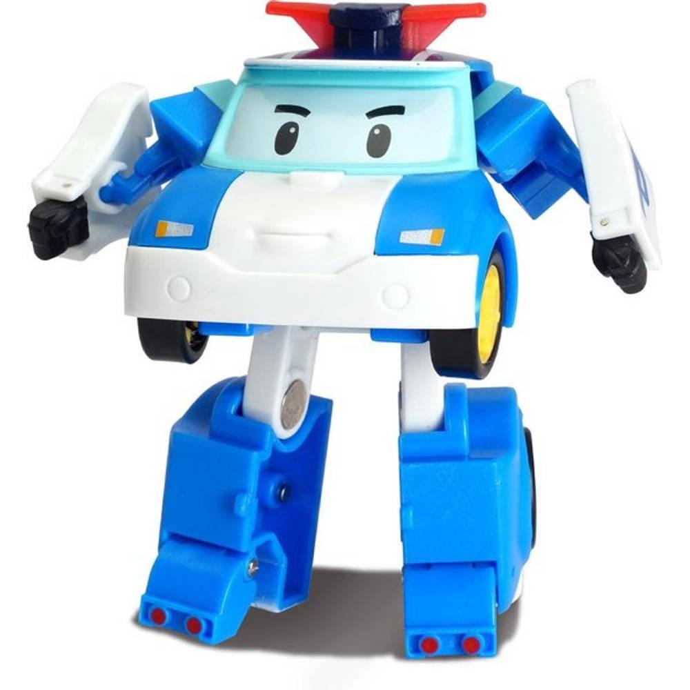 Robocar Poli mini transformerende robot Poli