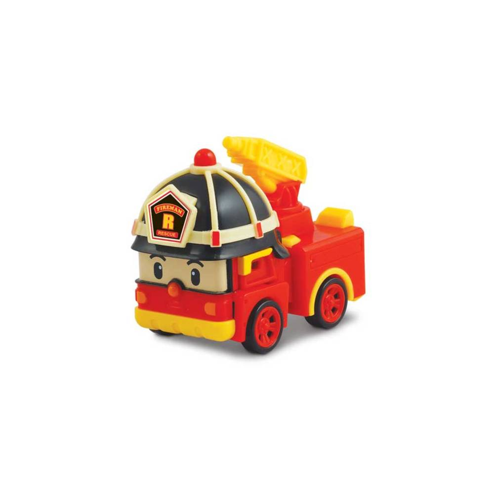 Robocar Poli mini transformerende robot Roy