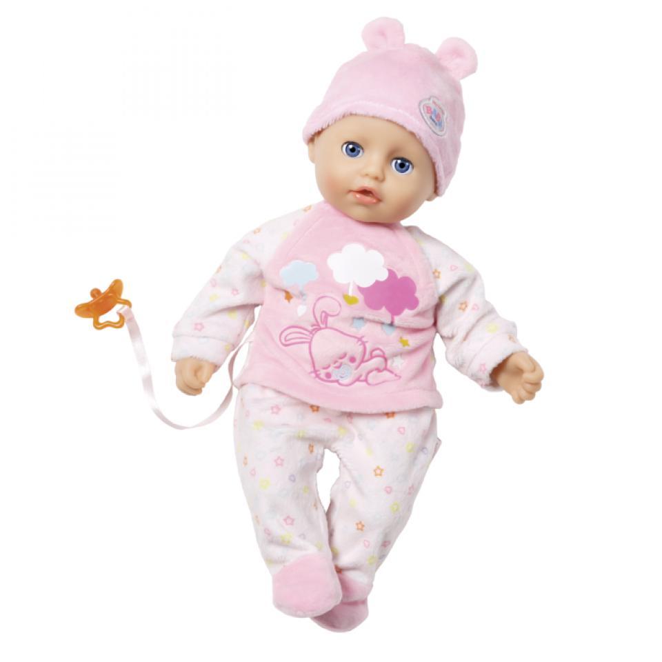 Baby Born My Little Baby Born Super Soft Girl pop