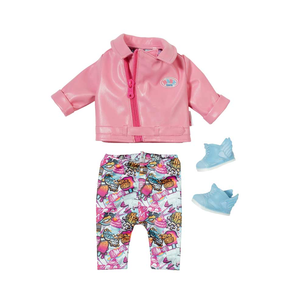 BABY born scooteroutfit City Deluxe