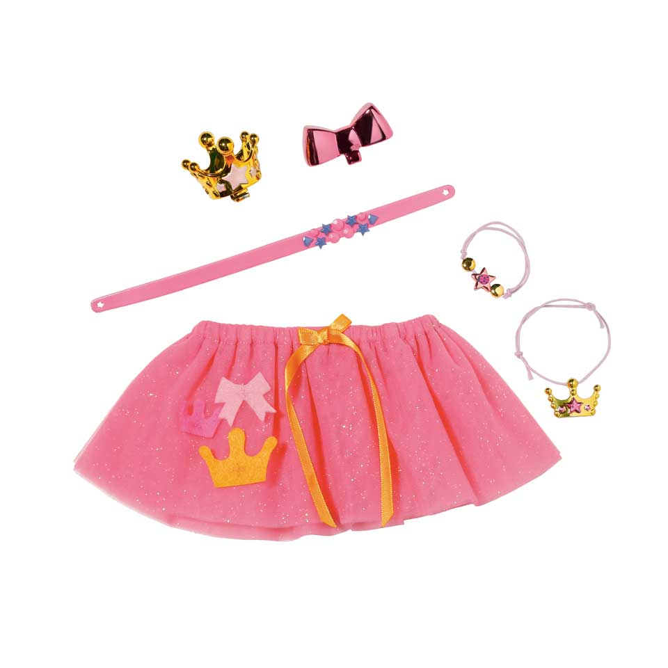 BABY born Boutique Fashion tutu-set