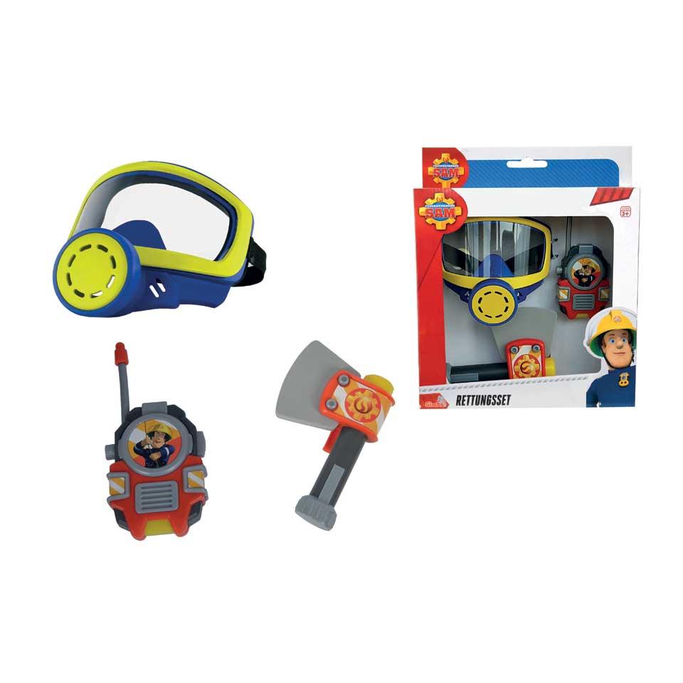 Brandweerman Sam zuurstofmasker en accessoires