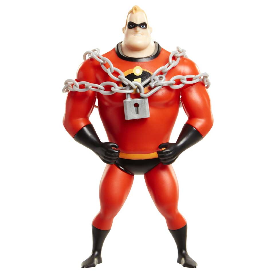 The Incredibles 2 actiefiguur Mr. Incredible actiefiguur