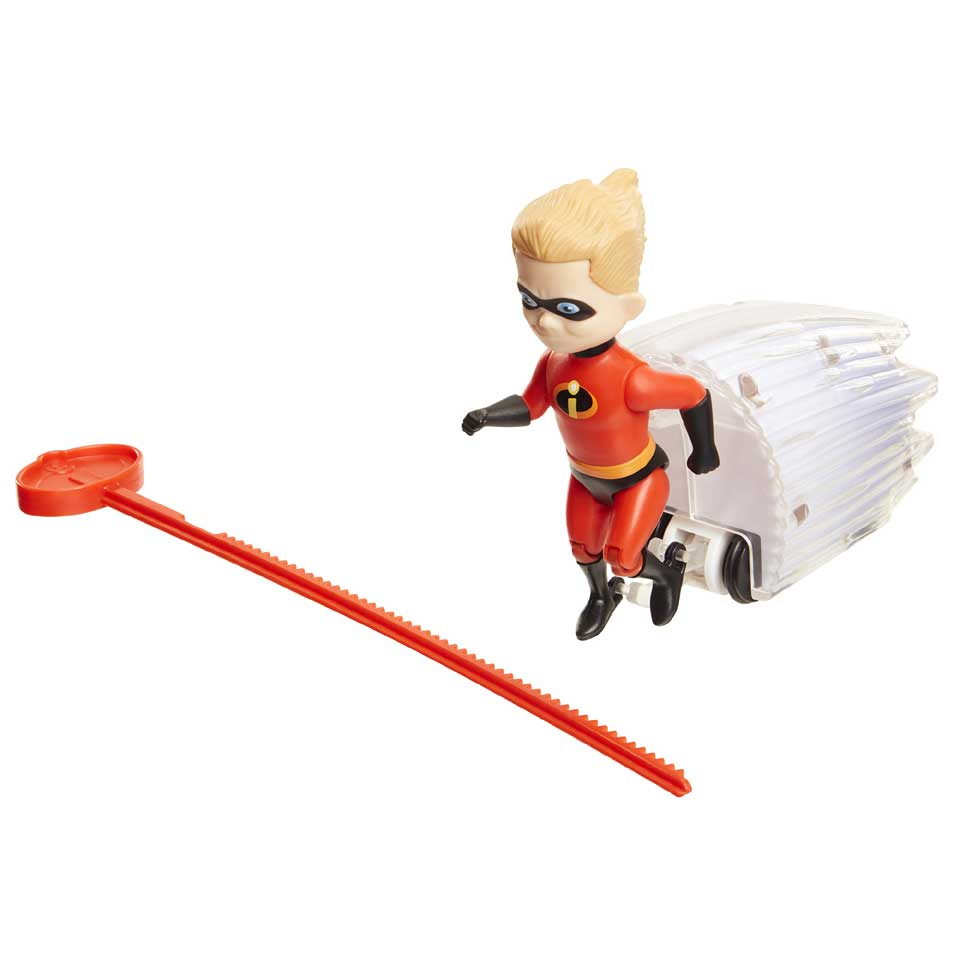 The Incredibles 2 actiefiguur Dash Super Speed