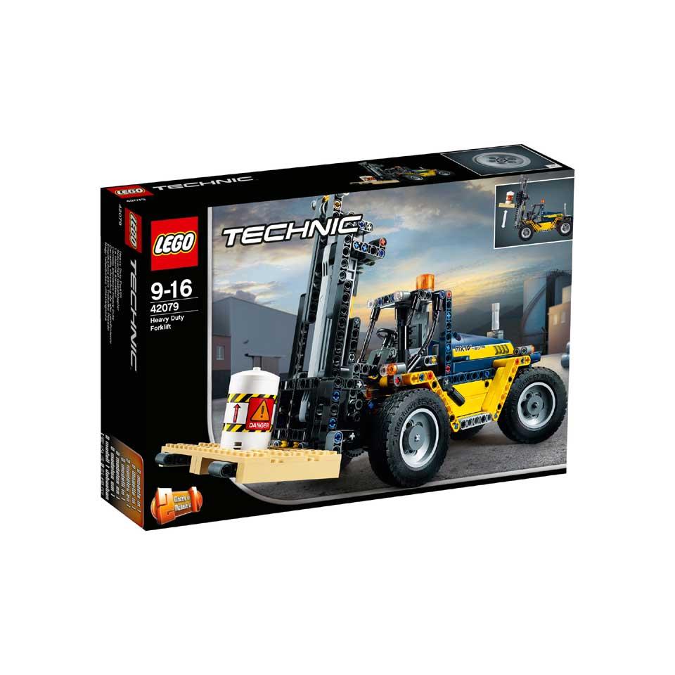 LEGO Technic robuuste vorkheftruck 42079