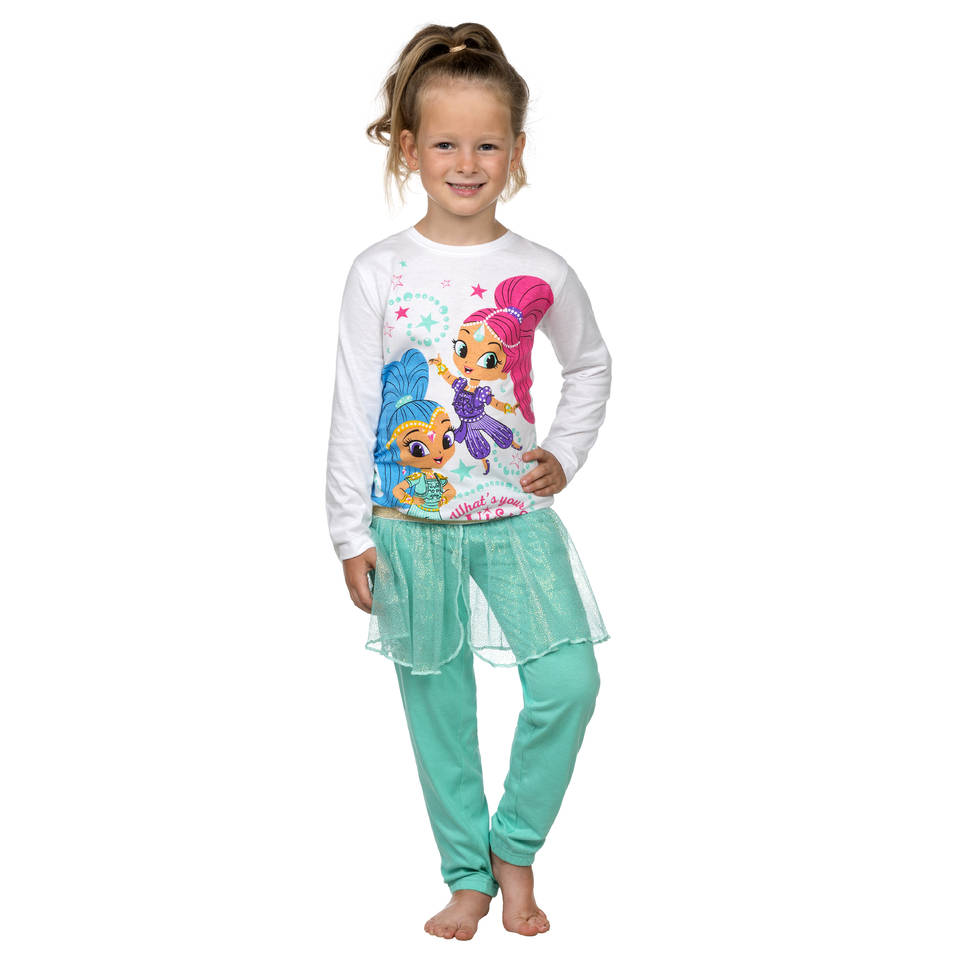 Shimmer & Shine pyjama - maat 110/116