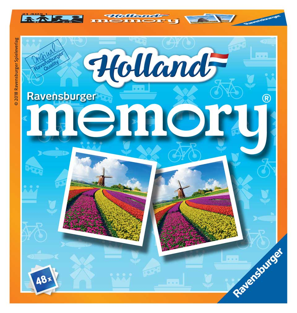 Ravensburger Memory mini Holland