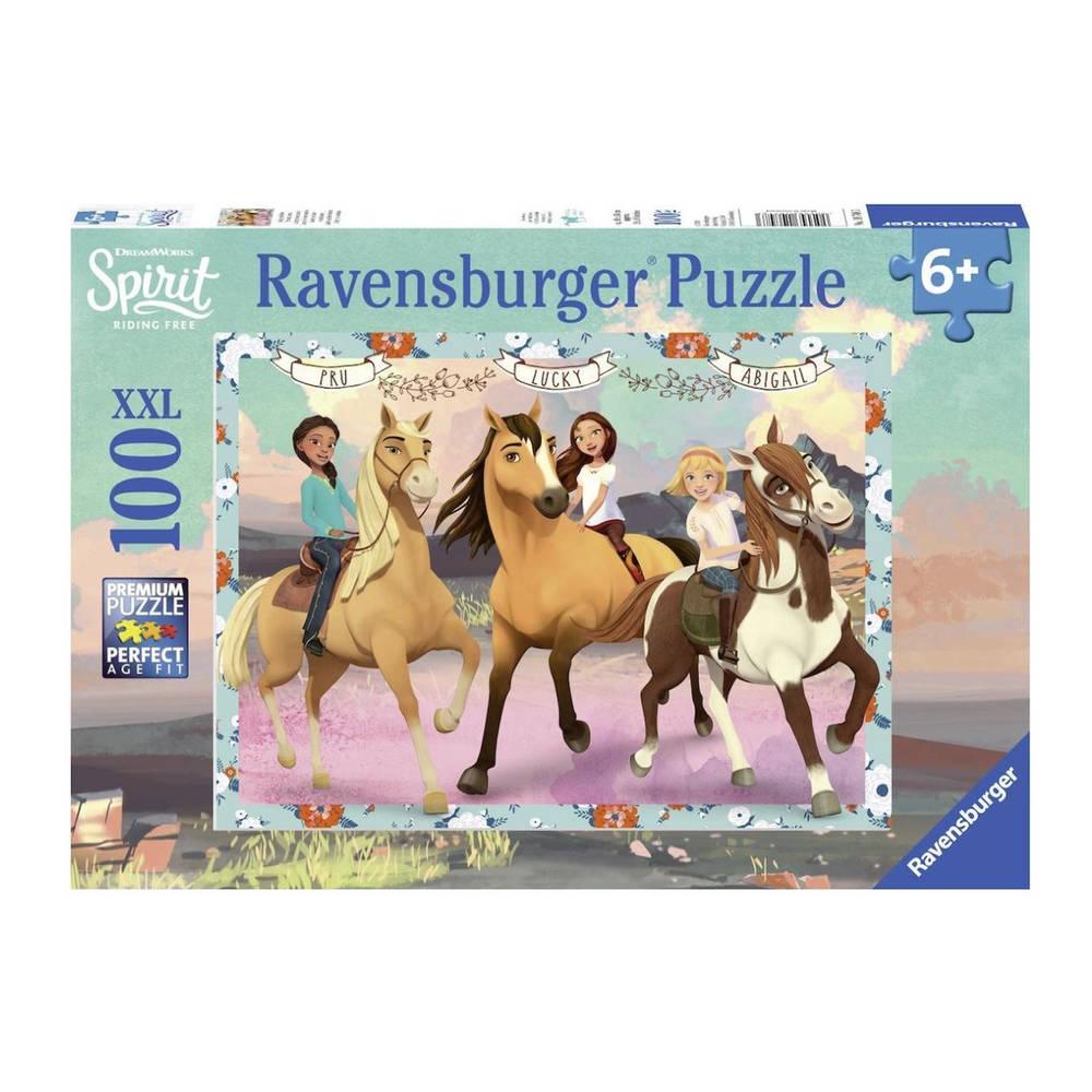 Ravensburger puzzel Spirit - 100 stukjes