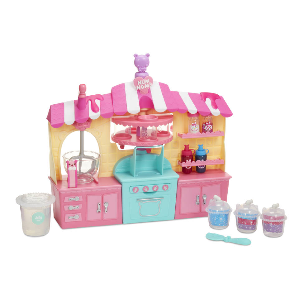 Num Noms Snackables Silly Shakes Maker speelset