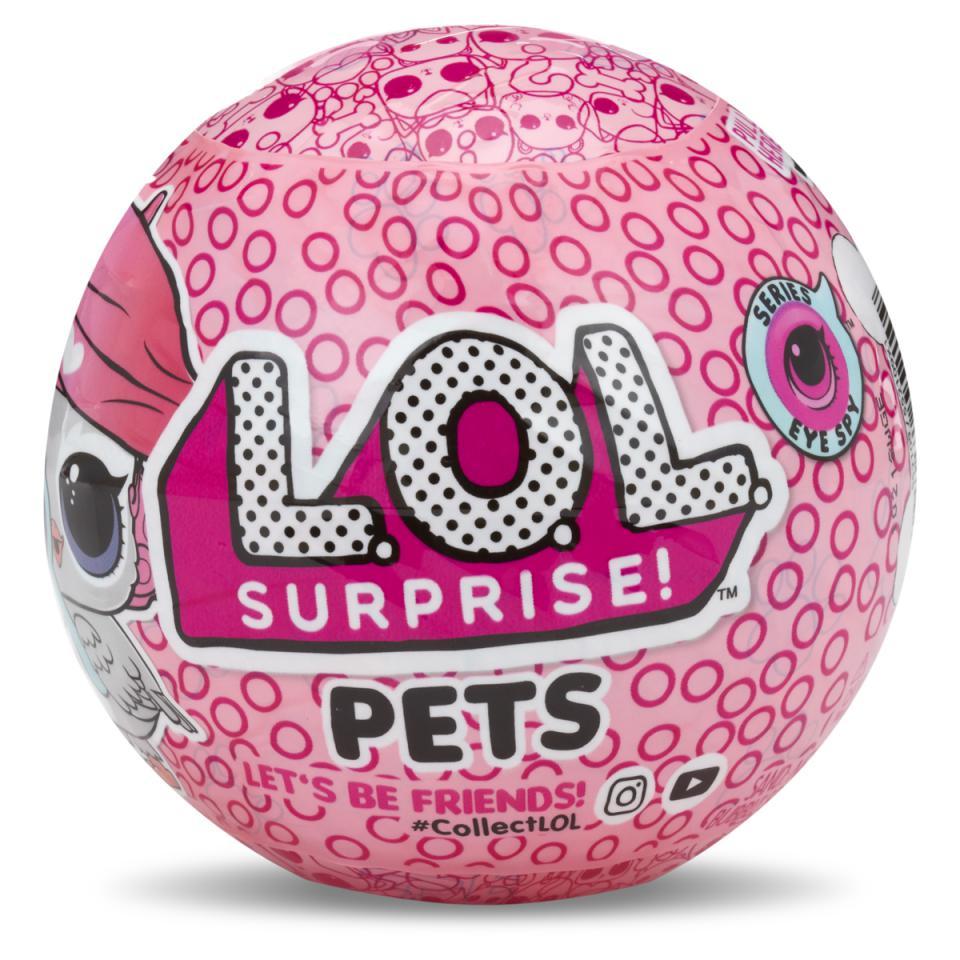 L.O.L. Surprise! Pets Serie 4-1A/B