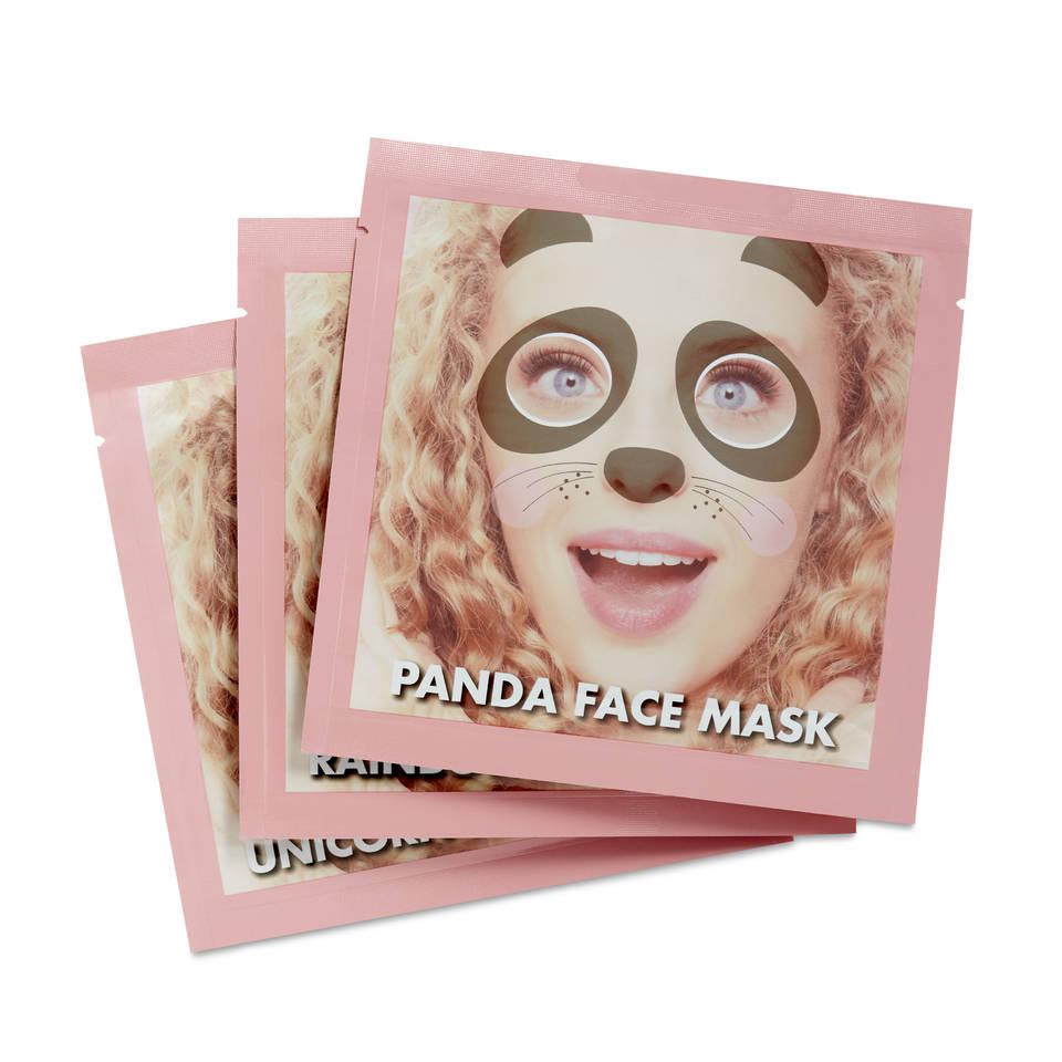 Who's That Girl selfie gezichtsmasker