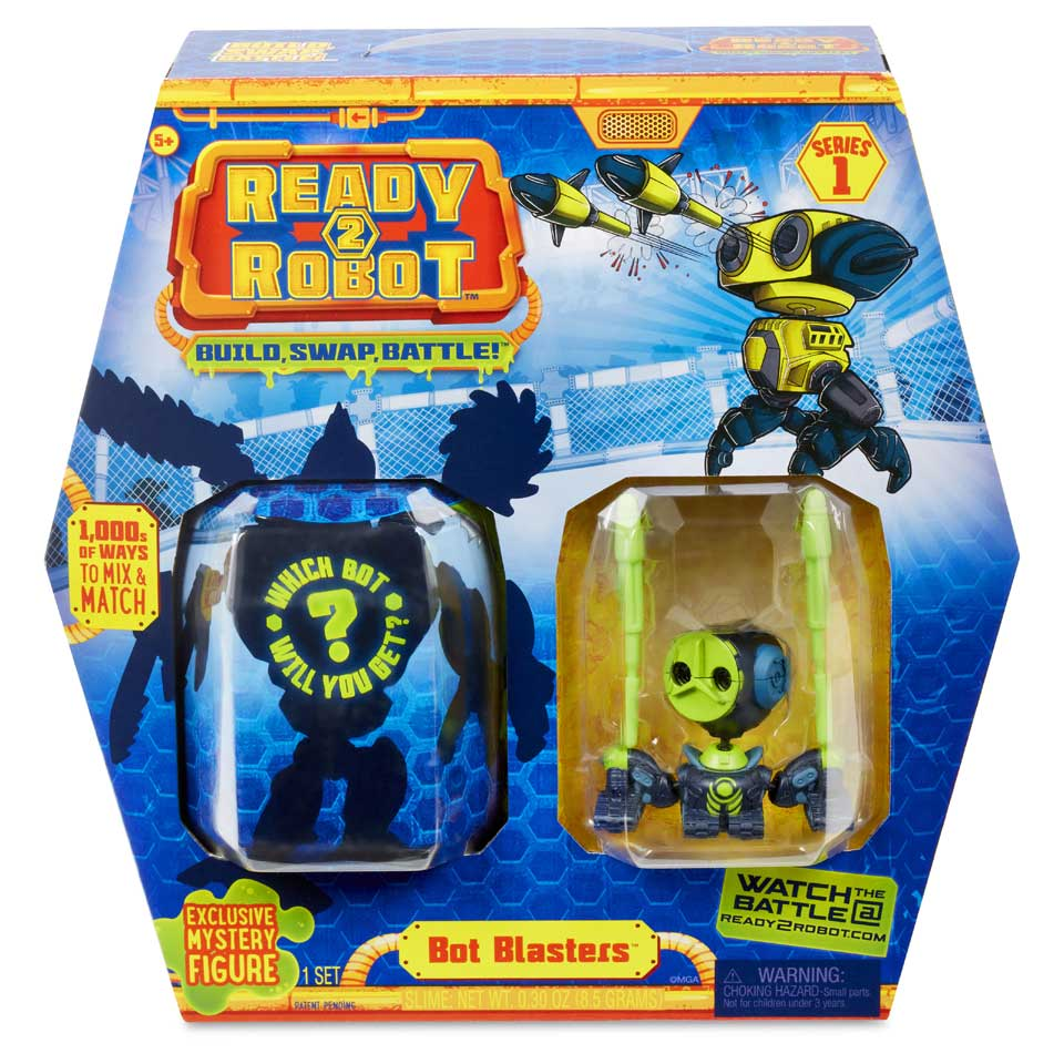 Ready2Robot Bot Blaster style 1 accessoirepakket