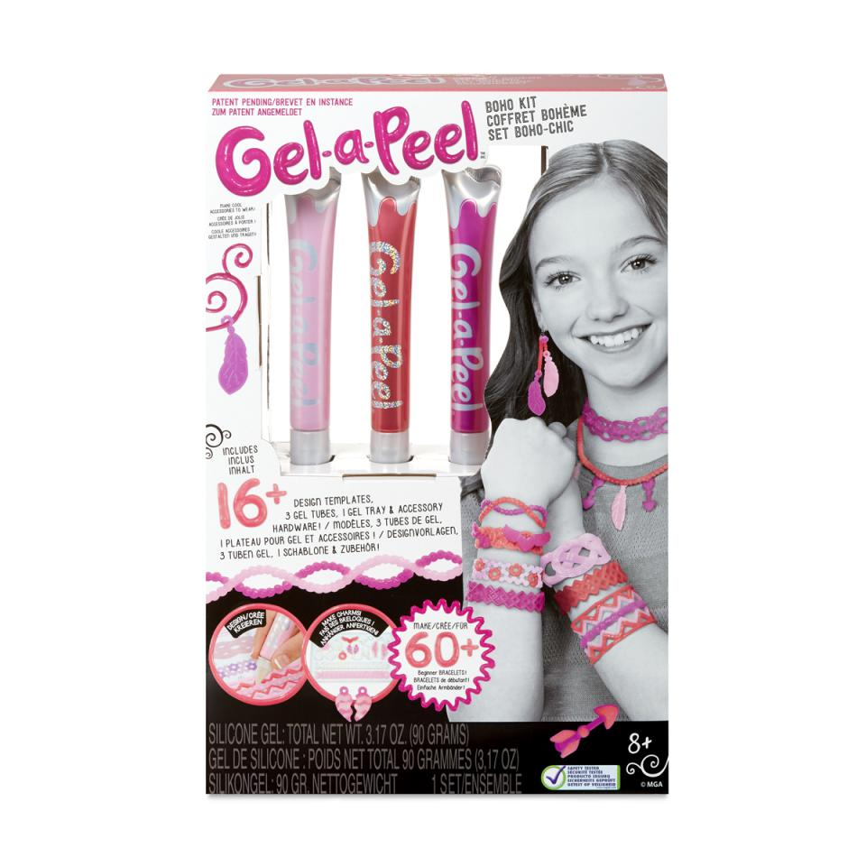 Gel-a-Peel Boho Kit accessoireset 3 pack