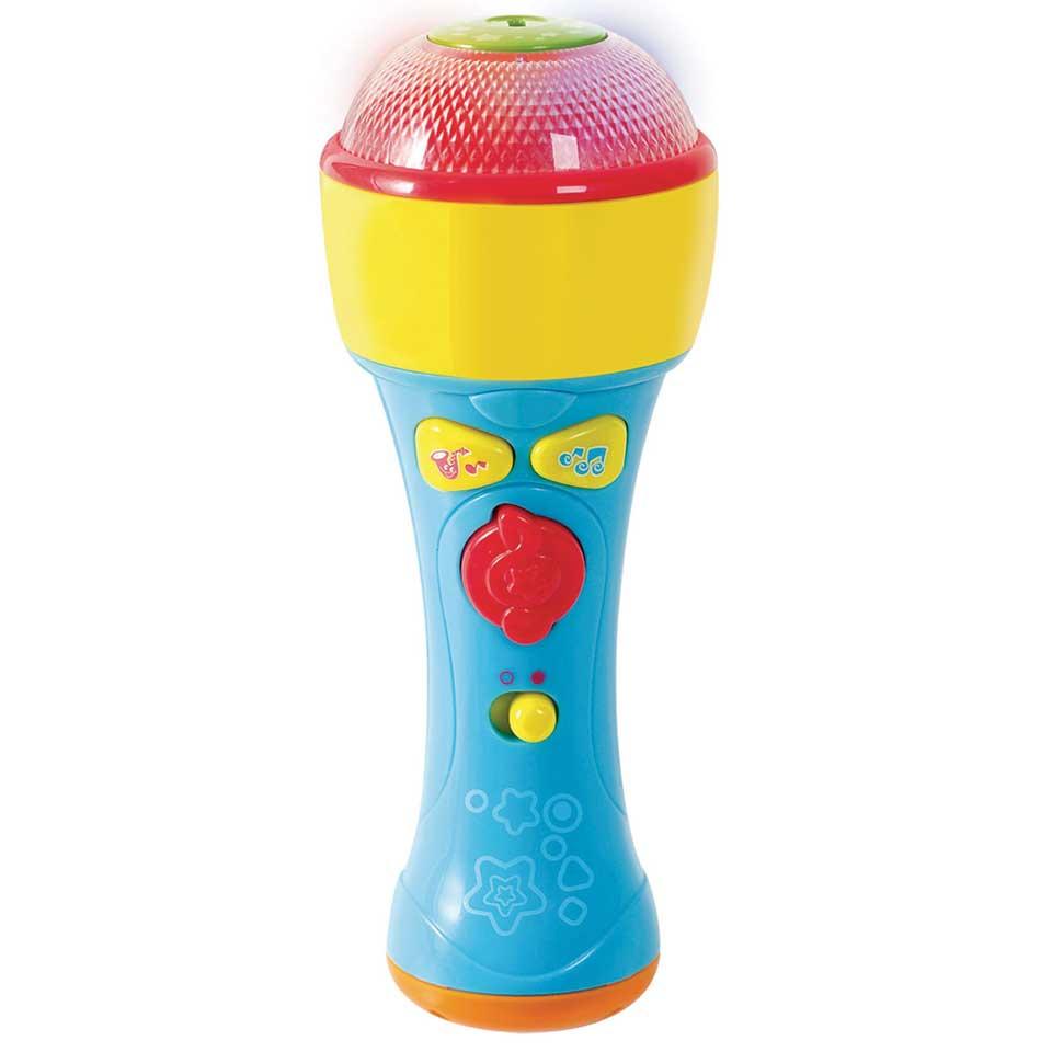 Playgo Little Hero meezingmicrofoon