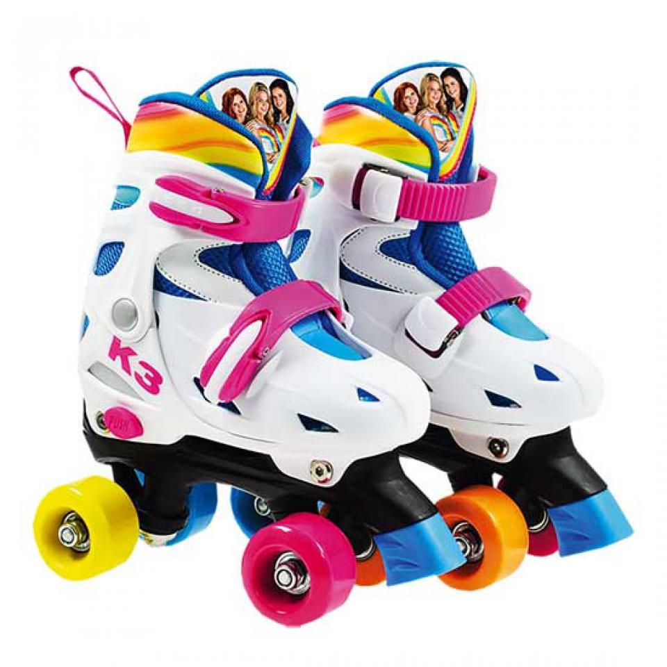 K3 rolschaatsen - maat 31-34