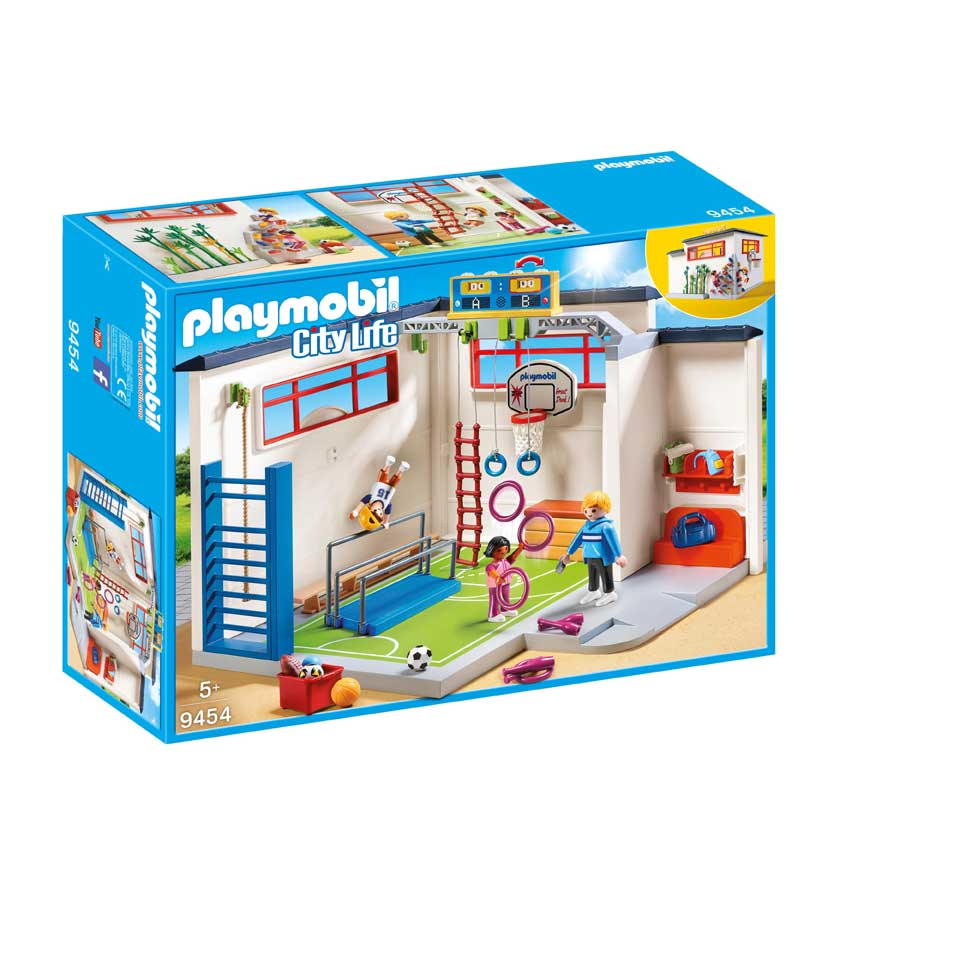 PLAYMOBIL City Life sportlokaal 9454
