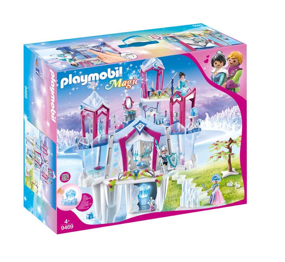 PLAYMOBIL Magic speelset kristallen paleis 9469
