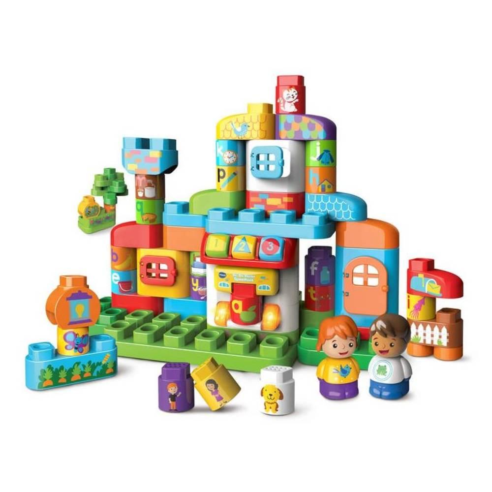 VTech Bla Bla Blocks speelhuis
