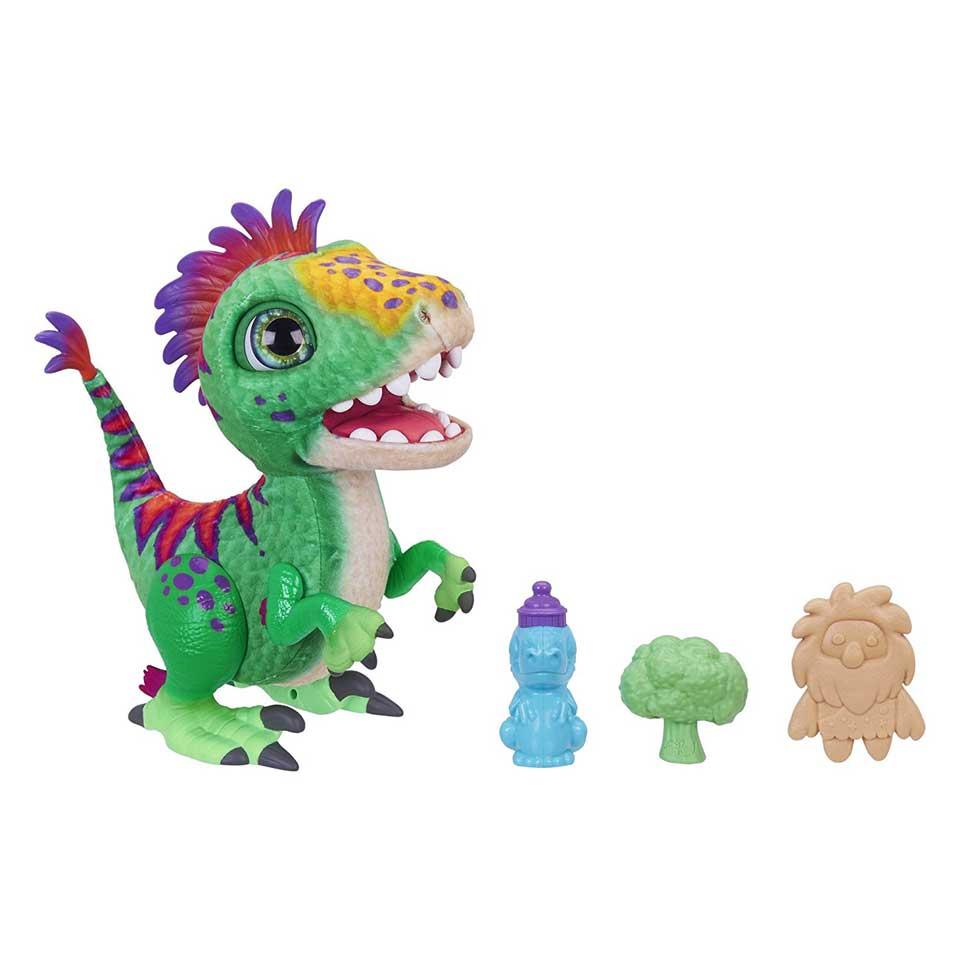 FurReal Friends Munchin' Rex dinosaurus speelfiguur