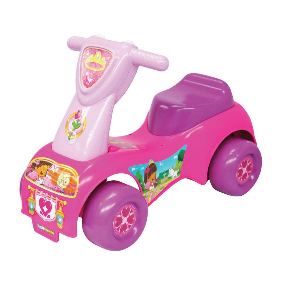 Fisher-Price loopwagen Push 'n Scoot
