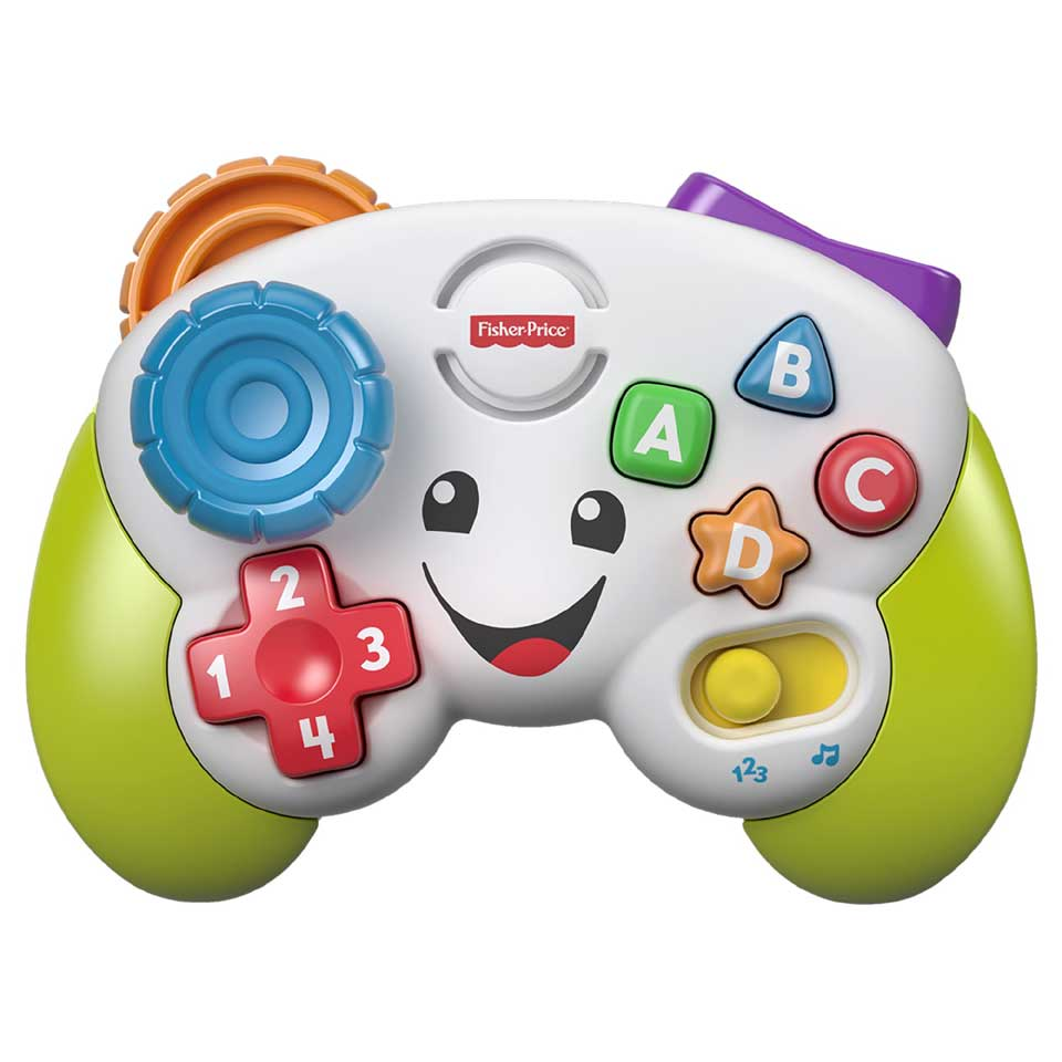 Fisher-Price Leerplezier game en leer controller