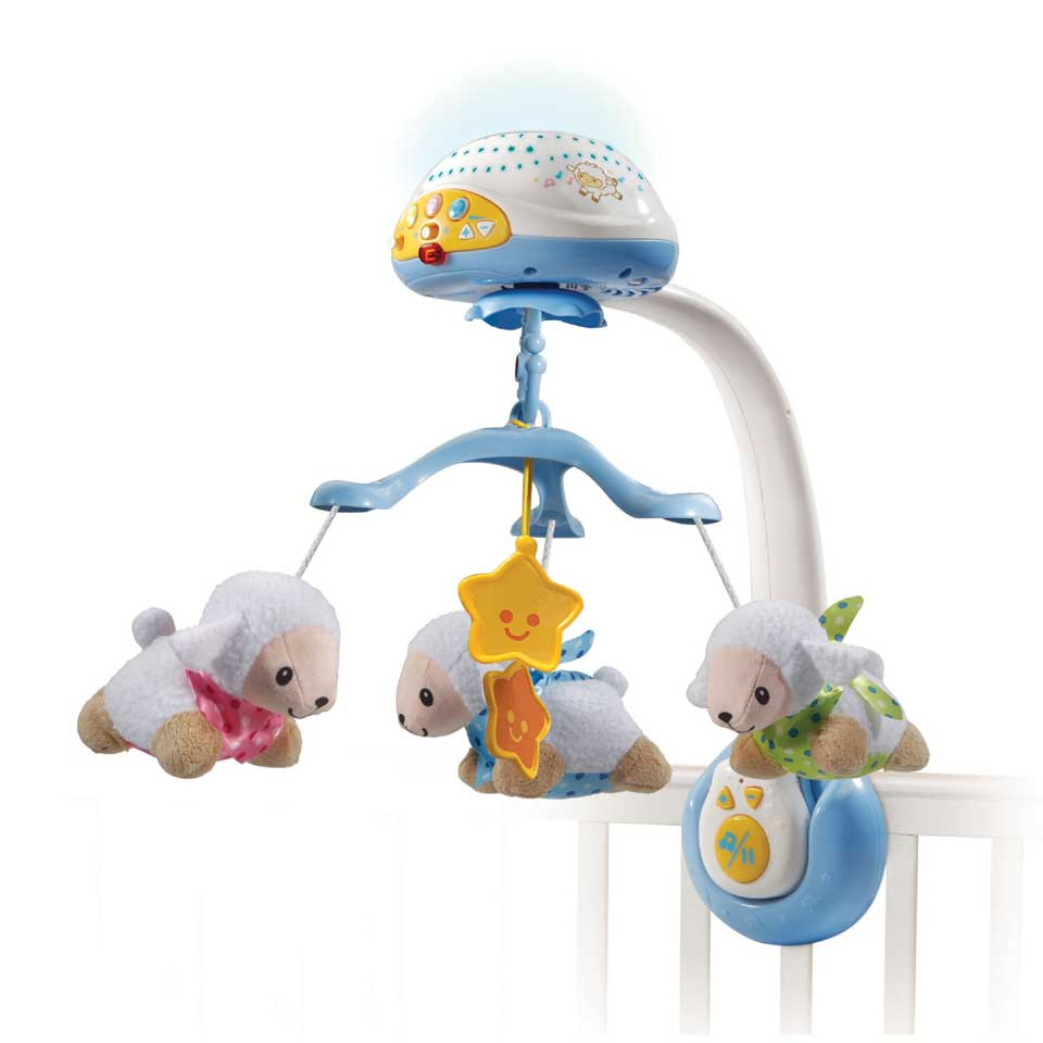 VTech Baby schaapjes lichtmobiel