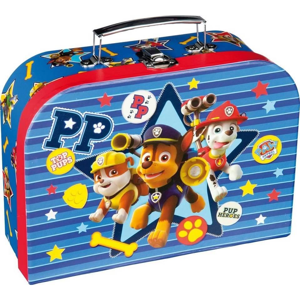 PAW Patrol koffer - 2,5 liter - blauw