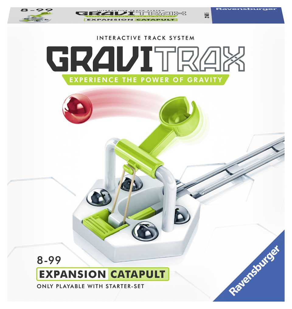 Ravensburger GraviTrax katapult uitbreidingsset