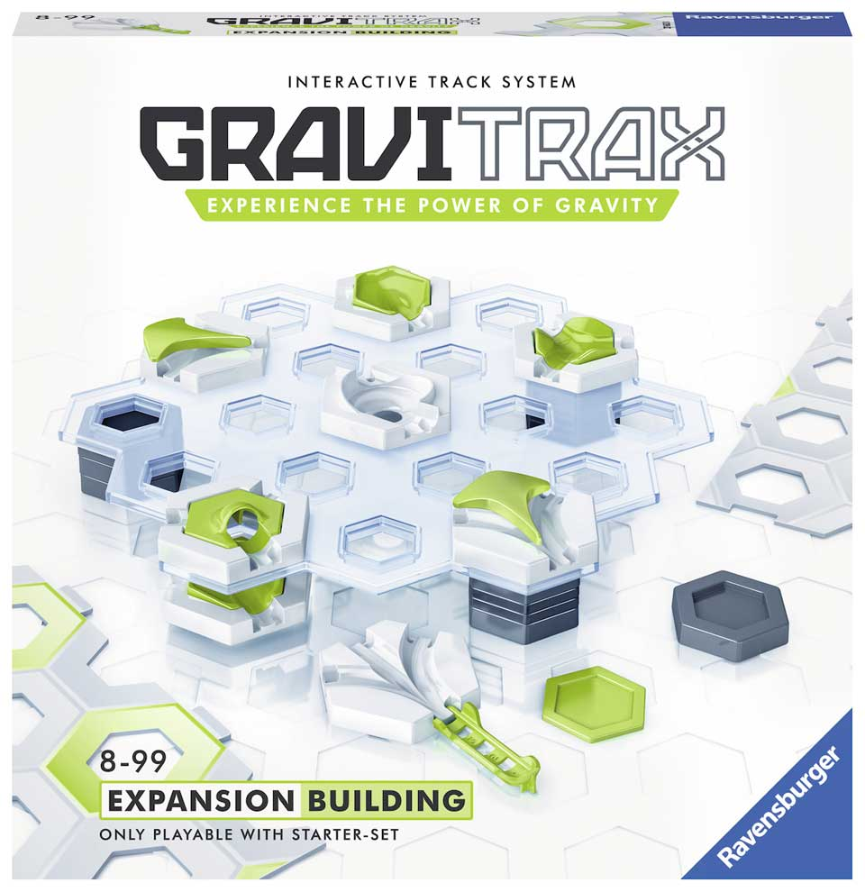 Ravensburger GraviTrax bouwen uitbreidingsset