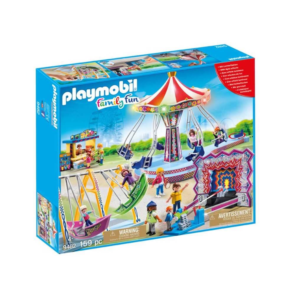 PLAYMOBIL Family Fun kermis 9482