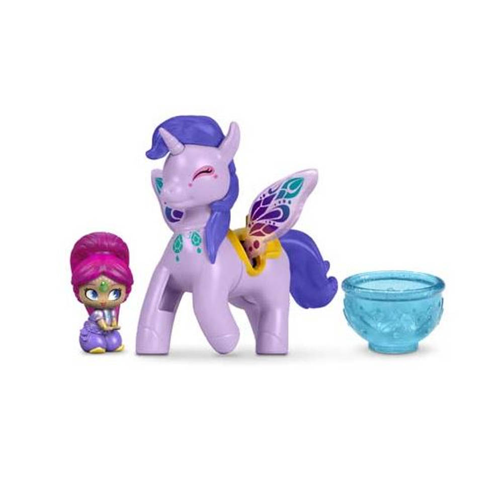 Fisher-Price Shimmer & Shine Teenie Genies Shimmer en Zahracorn