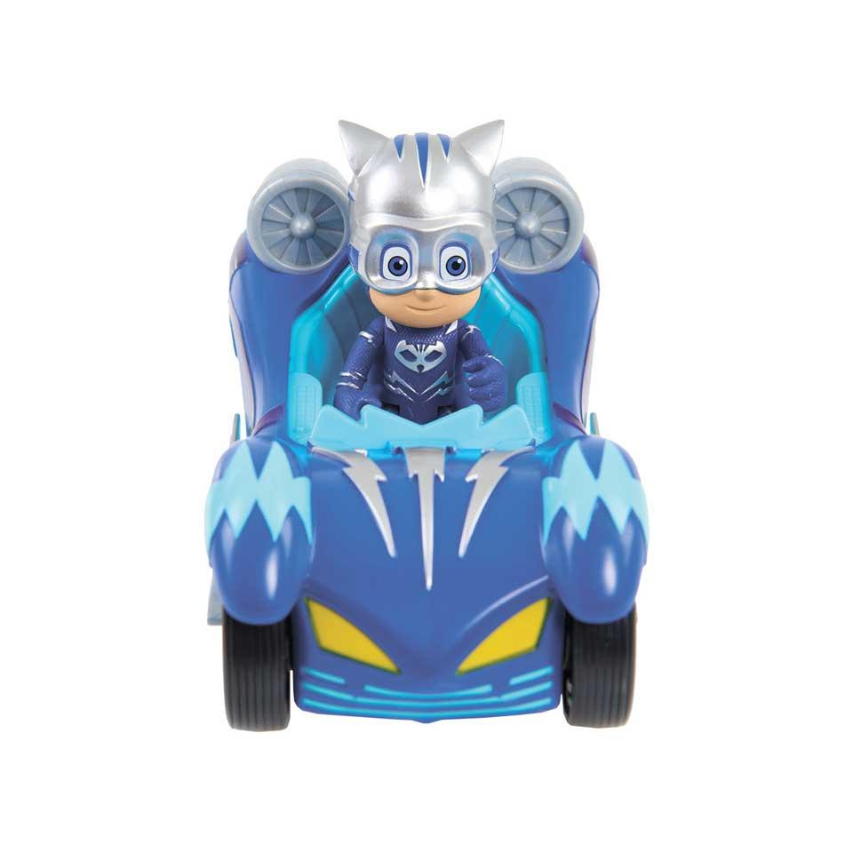 PJ Masks Catboy Turbo Racer voertuig met figuur Catboy
