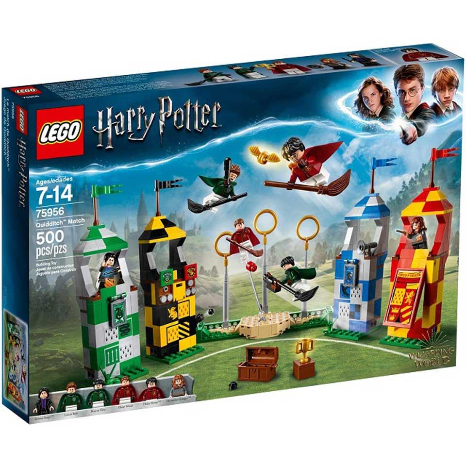 LEGO Harry Potter Zwerkbalwedstrijd 75956