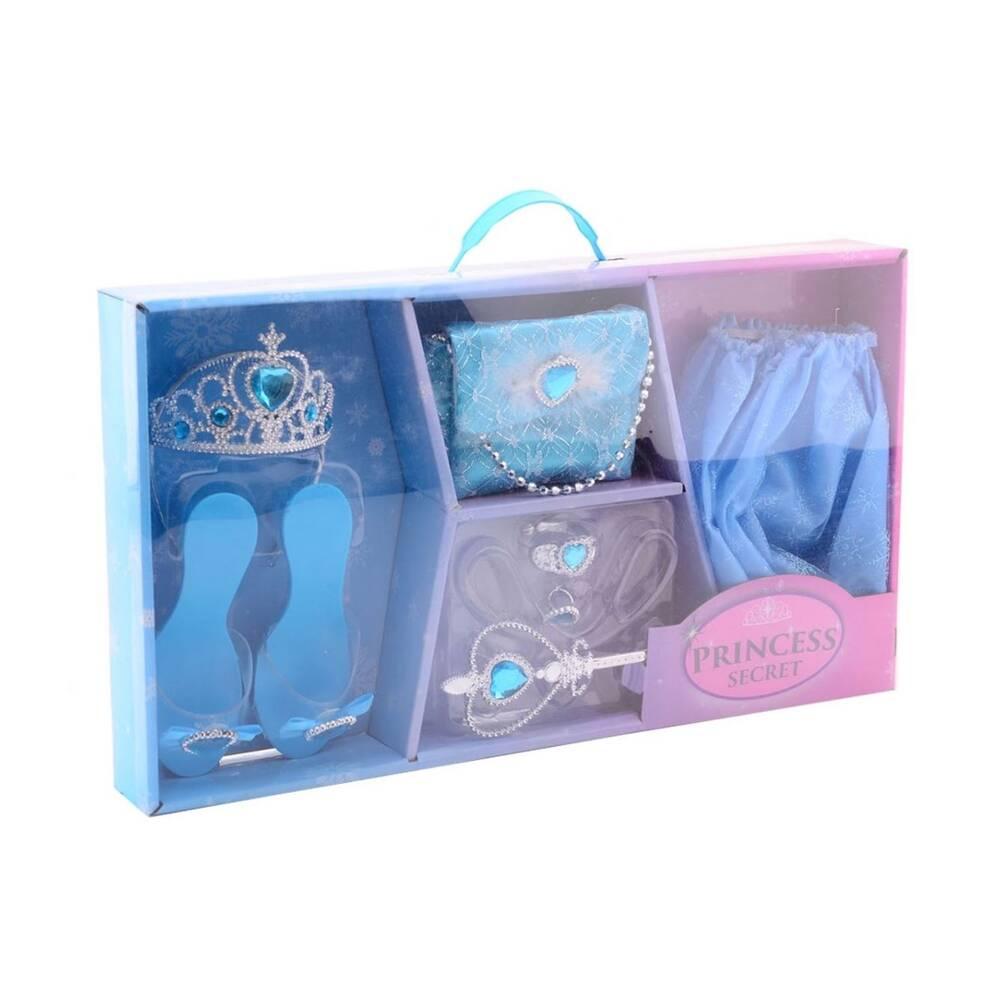 Johntoy Princess Secret giftset XL - blauw