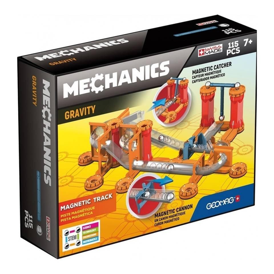 Geomag Mechanics Grafity Magnetic Track 115-delig