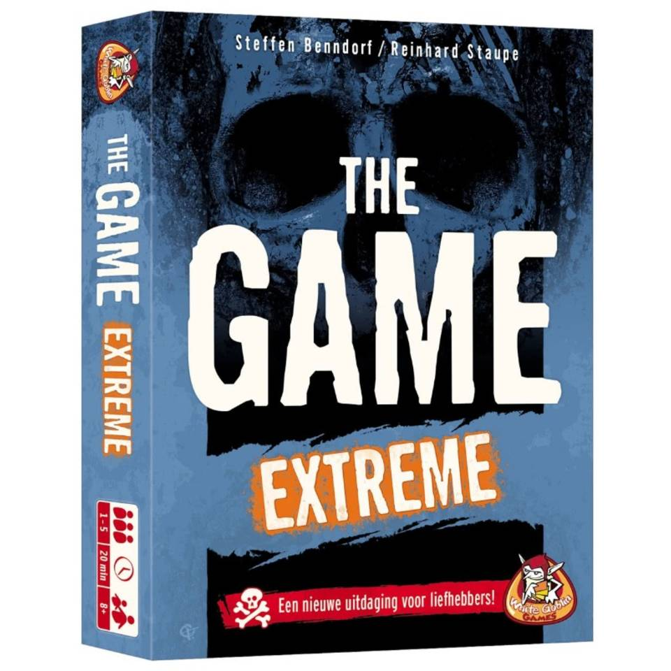 White Goblin Games kaartspel The Game Extreme