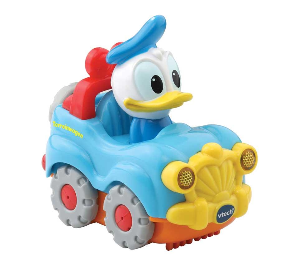 VTech Toet Toet Auto's Disney Donald Duck